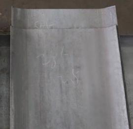 止水钢板怎么进行二次浇筑?