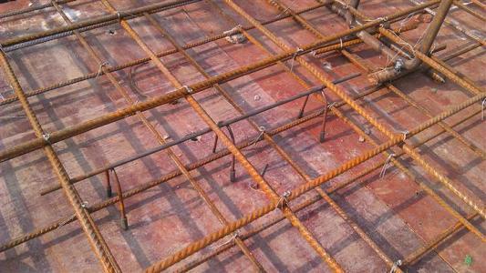 海口铁马凳建筑材料施工案例